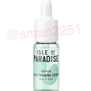 💛NEW!💛Isle Of Paradise Tanning Drops Medium NEW!